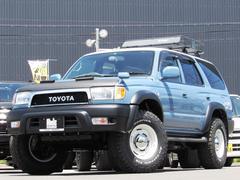 ハイラックスサーフSSR−V 4WD クラシックパッケージ地デジナビ 3トーン