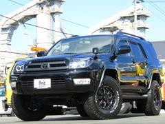 ハイラックスサーフSSR−G4WD 新品リフトUP BKインテリア イカリング