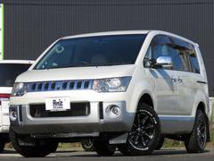 デリカD:5シャモニー4WD 両Pスラ 新品AWタイヤ インテリアPKG