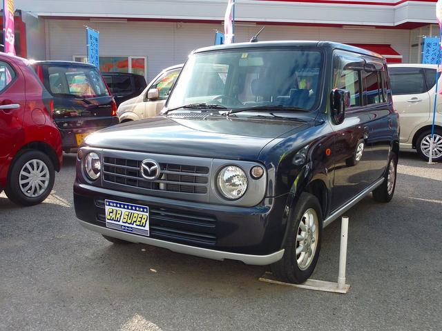 マツダ スピアーノ XF 4WD (なし)