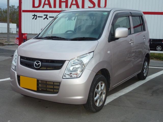 マツダ AZワゴン XS 4WD (なし)