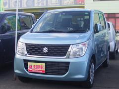 ワゴンRFX 4WD 純正オーディオ シートヒーター オートエアコン