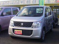ワゴンRFX 4WD 純正オーディオ キーレス Wシートヒーター
