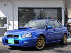 インプレッサWRX STi スペックC WR−リミテッド2004