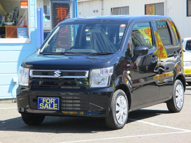 スズキ ハイブリッドFX 4WD セーフティーパッケージ装着車