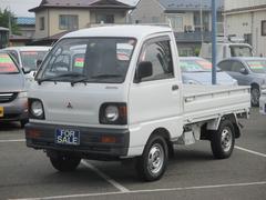 ミニキャブトラックTD 4WD 車検31年7月