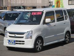 ワゴンRFX−Sリミテッド4WD MDCDプレイヤー シートヒーター