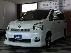 ヴォクシーZS 煌 切替式4WD モデリスタエアロ 両側パワスラ