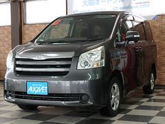 ノアX Lセレクション 切替式4WD 寒冷地仕様 禁煙車