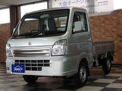 キャリイトラックKCスペシャル 特別仕様車 切替式4WD 未使用車