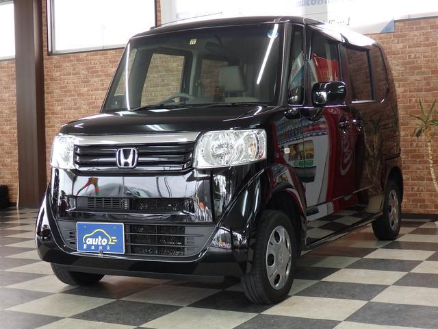 ホンダ N BOX G 4WD ワンオーナー 禁煙車 (なし)