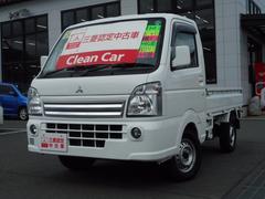 ミニキャブトラックG パートタイム4WD 3速AT仕様