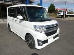 タントカスタムX トップエディションSAII 4WDナビ付