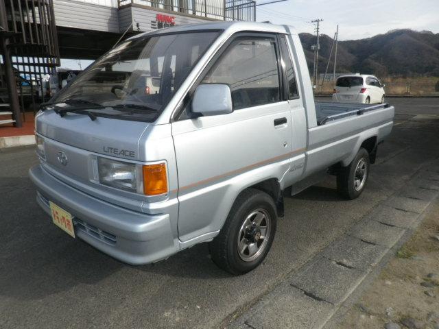 トヨタ スーパーX4WD