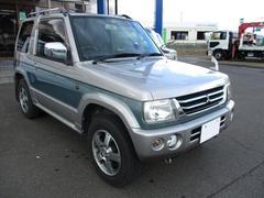 パジェロミニスペシャルカラーエディション XR4WD