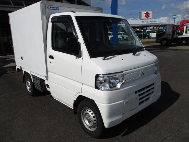 三菱 冷蔵冷凍4WD