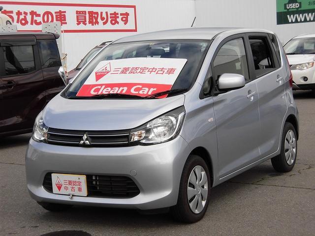 三菱 eKワゴン M 4WD (車検整備付)