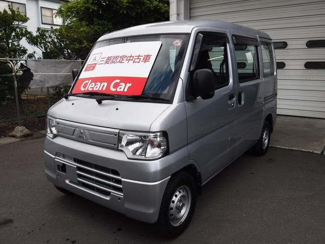 三菱 ミニキャブバン CD HR 4WD 両側スライドドア (車検...