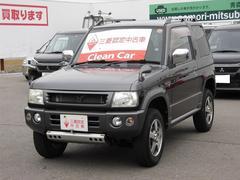 パジェロミニスペシャルカラ−ED 4WD