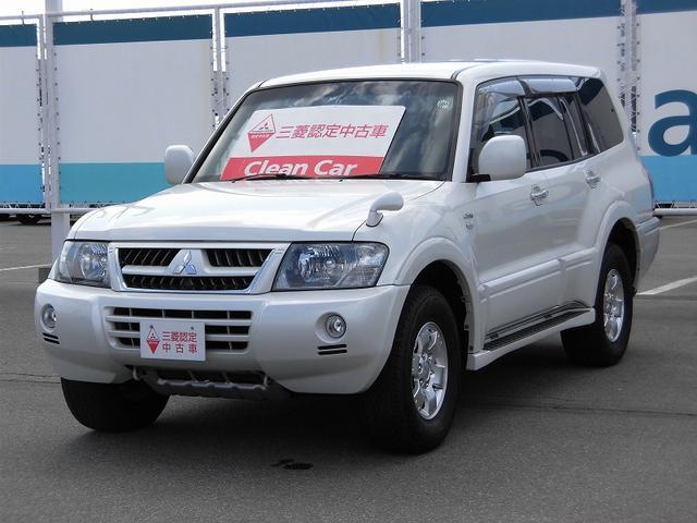 三菱 パジェロ アクティブフィールドエディション 4WD (車検整備付)