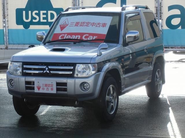 三菱 パジェロミニ エクシード 4WD (車検整備付)