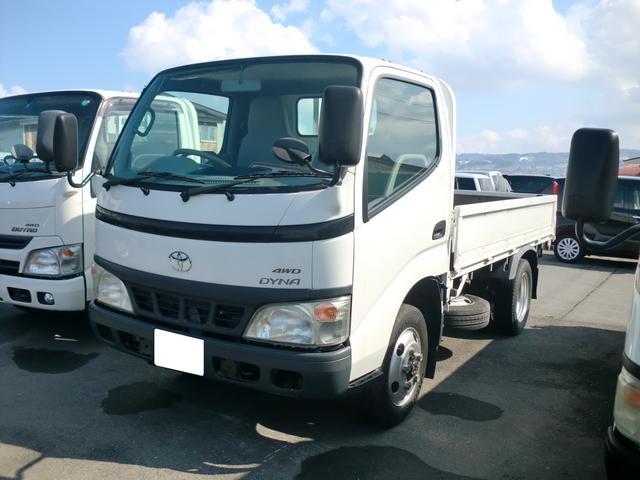 トヨタ 4.0DT フルジャストロー 4WD  2t