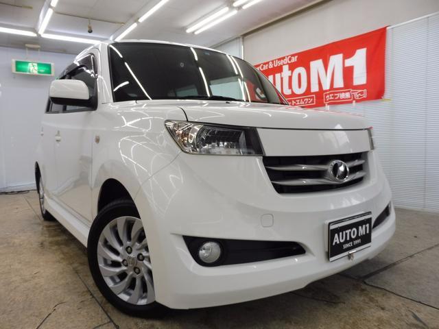 トヨタ bB Z Xバージョン 4WD 寒冷地仕様 禁煙車 (検3...