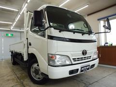 ダイナトラックフルフラット 平ボデーロング 4WD