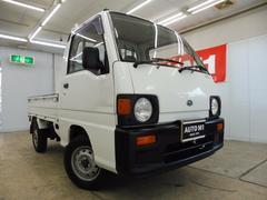 サンバートラックSTD 3方開 4WD