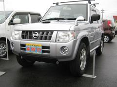 キックスRS 4WD アルミ ターボMT キーレス AC/PS