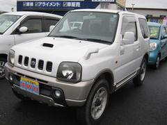 ジムニーランドベンチャー 4WD アルミ ABS CD ターボ