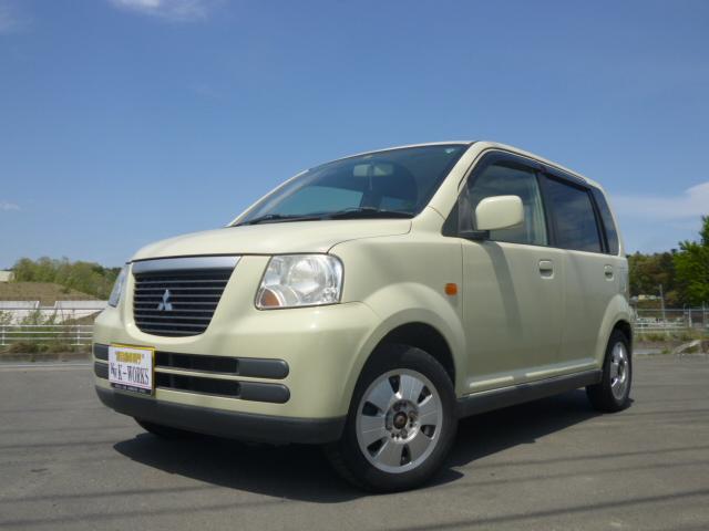 三菱 Lタイプ 4WD イクリプスHDDナビ シートヒーター