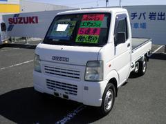キャリイトラックKC 4WD エアコンパワステ