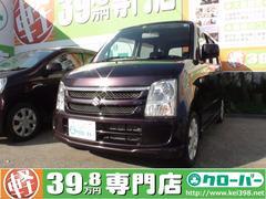 ワゴンRFX−Sリミテッド 4WD ABS シートヒーター