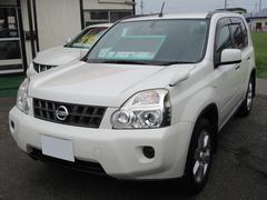エクストレイル20Xt 4WD 純正ナビ TV シートヒーター