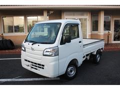 ハイゼットトラックスタンダード 4WD AT エアコン パワステ 切り替4WD