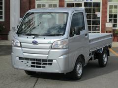 サンバートラックJA 4WD マニュアル 届出済み未使用車