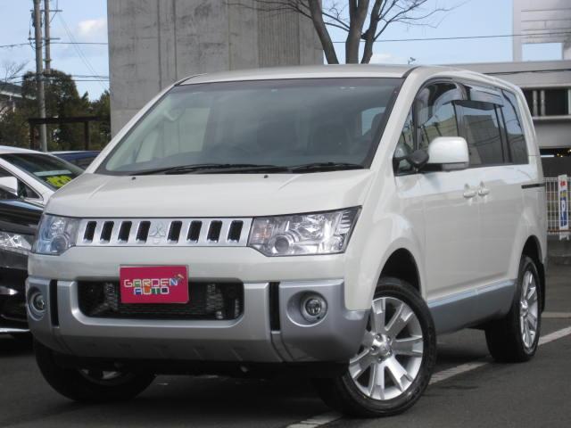 三菱 デリカD:5 D パワーパッケージ 4WD 現行モデル 登録...