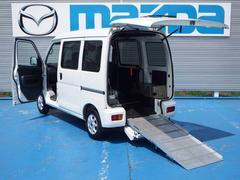 ハイゼットカーゴフレンドシップ スローパー 補助シート付 4WD