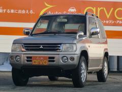 パジェロミニXR−I 4WD 1年間距離無制限保証付き アルミ