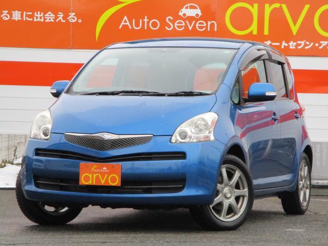 トヨタ X 1年間距離無制限保証付き ETC CD MD アルミ