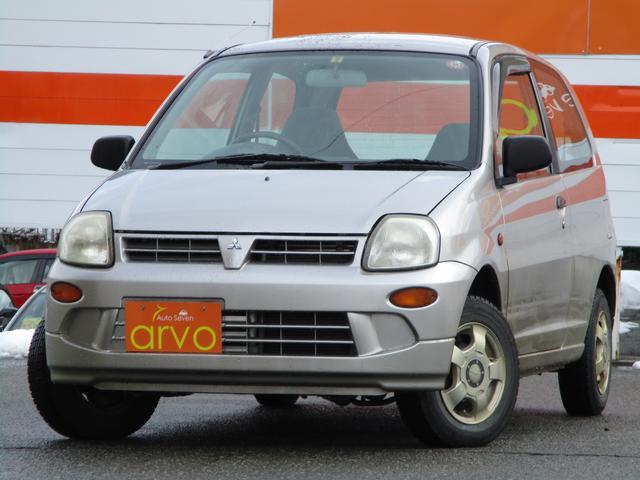 三菱 ミニカ ライラ 4WD オートマ 1年間距離無制限保証付 (なし)