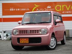 アルトラパンG 4WD 1年間距離無制限保証付 シートヒーター ETC