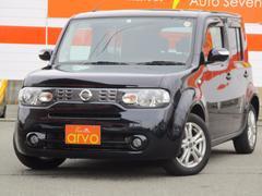 キューブ15X FOUR インディゴ+プラズマ 4WD ナビ ETC
