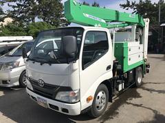 ダイナトラック高所作業車 AICHI SE10A