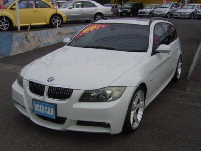 BMW 3シリーズ 325iツーリング Mスポーツパッケージ (車...