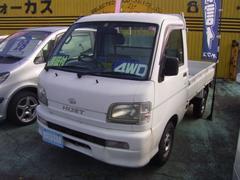 ハイゼットトラック4WD