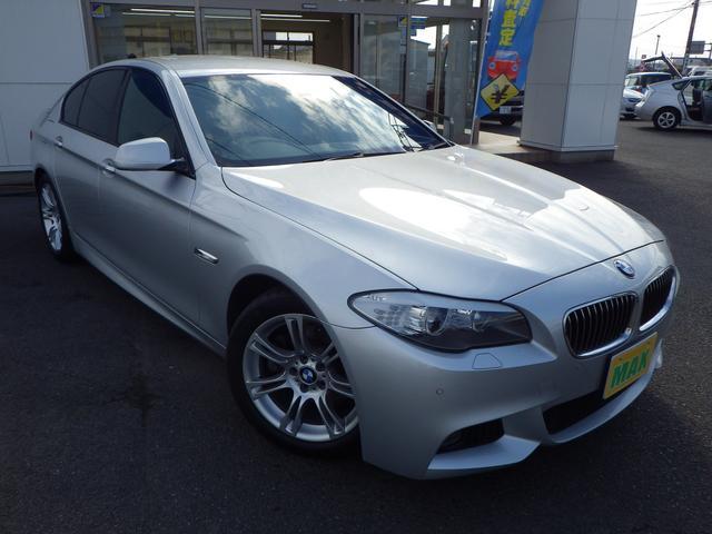 BMW 5シリーズ 523i Mスポーツ (検30.6)