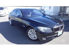 BMW750i コンフォートPKG サンルーフ メーカーナビ