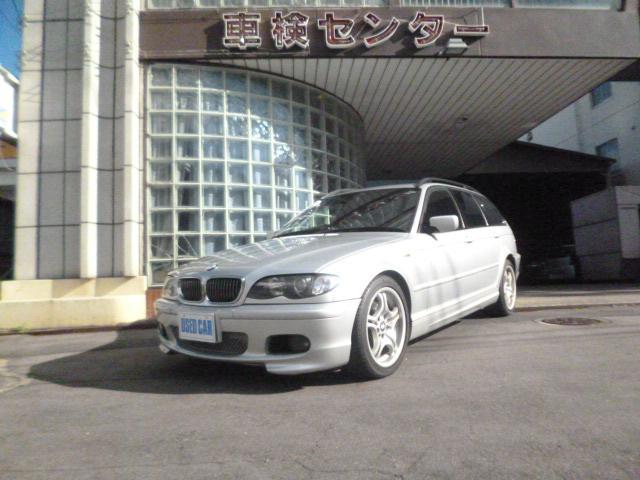 BMW 3シリーズ 325iツーリング Mスポーツパッケージ 前席...